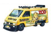 Monti System 37 Renault Trafic Zoo Safari
