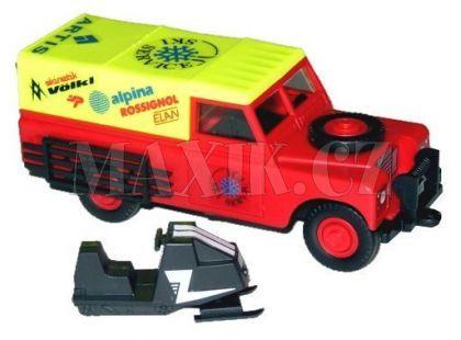 Monti System 40 Ski Service Land Rover
