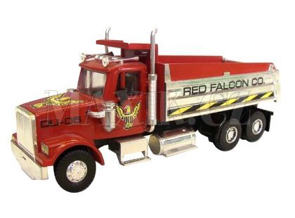 Monti System 44 Dumper Truck Western Star