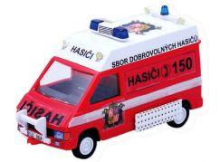 Monti System 45 Renault Trafic Hasiči