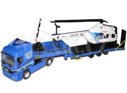 Monti System 58 Actros Helitrans