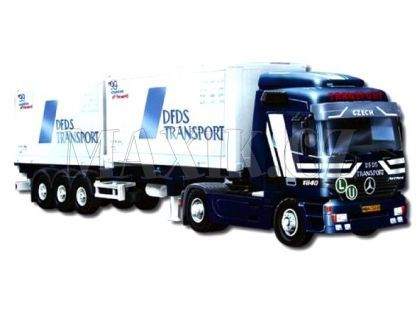 Monti System 59 DFDS Transport Actros L
