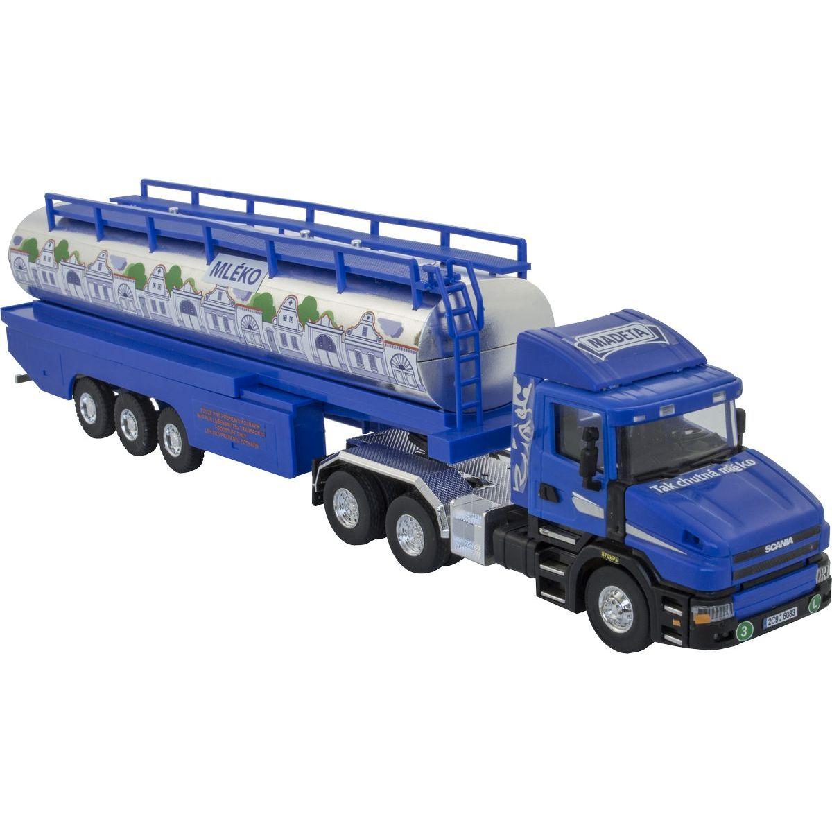 Monti System 72 Madeta Scania