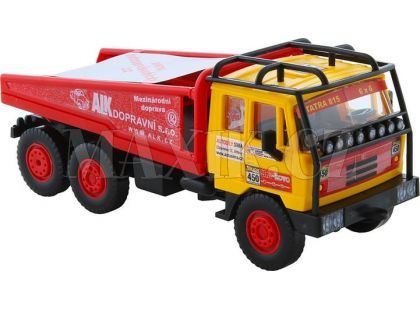 Monti System 76 Tatra 815 Truck Trial