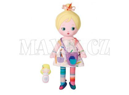 Mooshka - hadrová panenka - Ina
