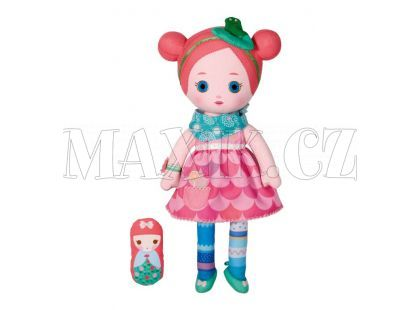 Mooshka - hadrová panenka - Myra