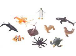 Mořská zvířata 10 ks v sáčku