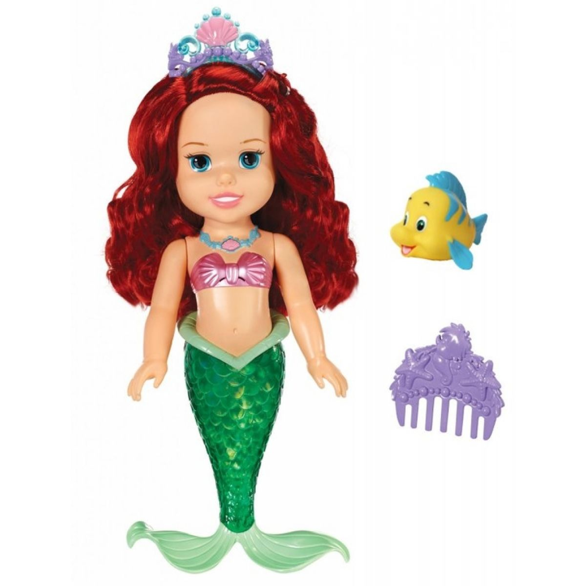 Mořská panenka Ariel - CZ verze