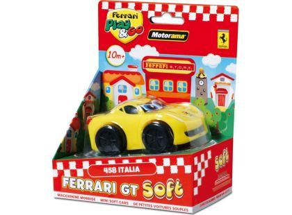Motorama Auto Ferrari GT soft - Žlutá