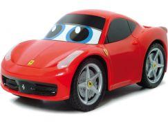Bburago Junior RC Auto Ferrari 458 - Červená