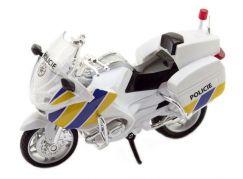 Motorka Záchranáři 112 policie 12cm český design