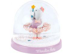 Moulin Roty Sněžítko kouzelná myška