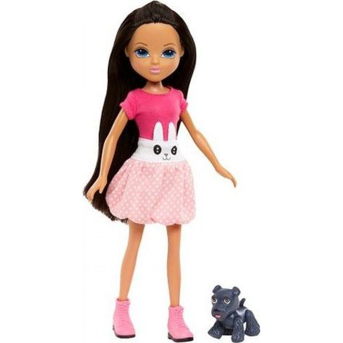 Moxie Girlz Friends Panenka s mazlíčkem - Amberly