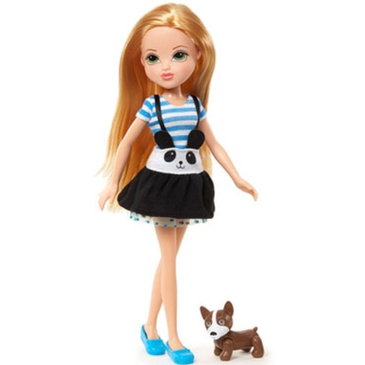 Moxie Girlz Friends Panenka s mazlíčkem - Bryten