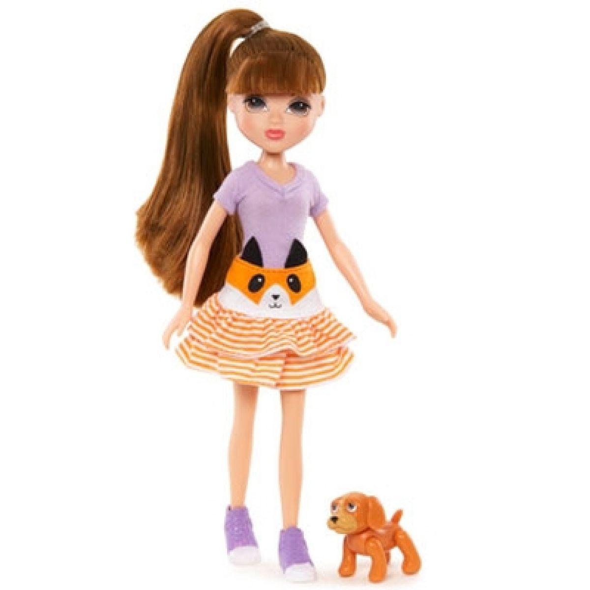 Moxie Girlz Friends Panenka s mazlíčkem - Ida