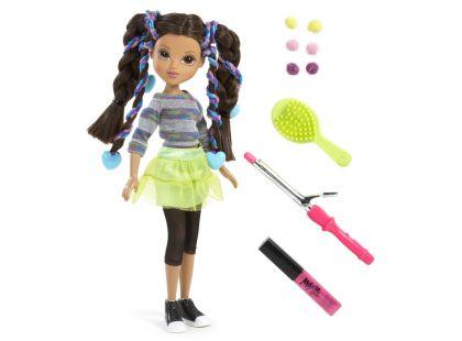 Moxie Girlz Magické vlasy s barevnými sponkami - Sophina