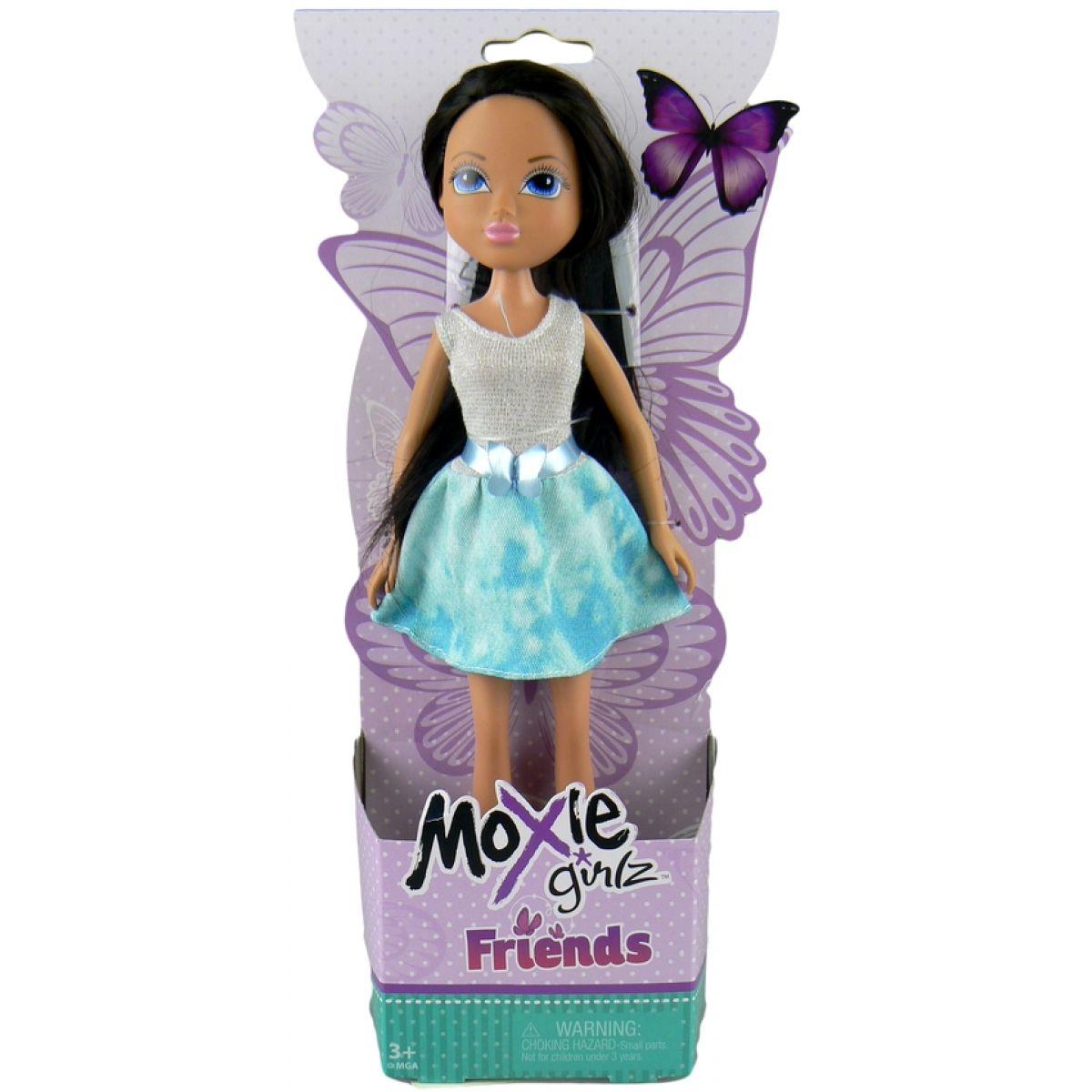 Moxie Girlz Panenka Friends - Amberly
