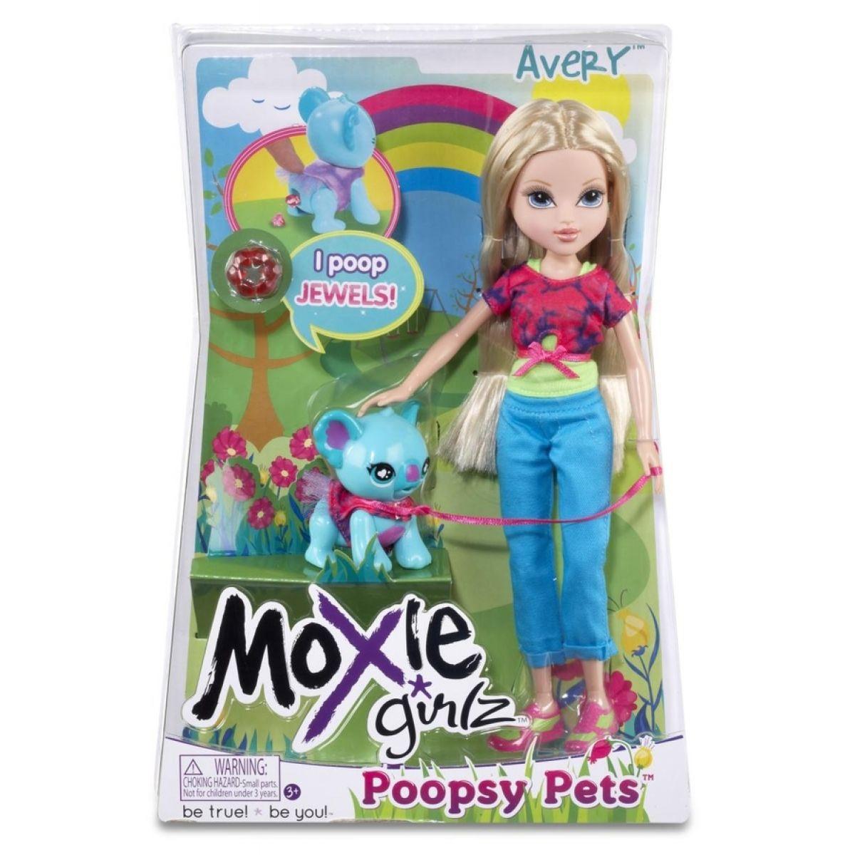 Moxie Girlz Panenka s mazlíčkem - Avery #2