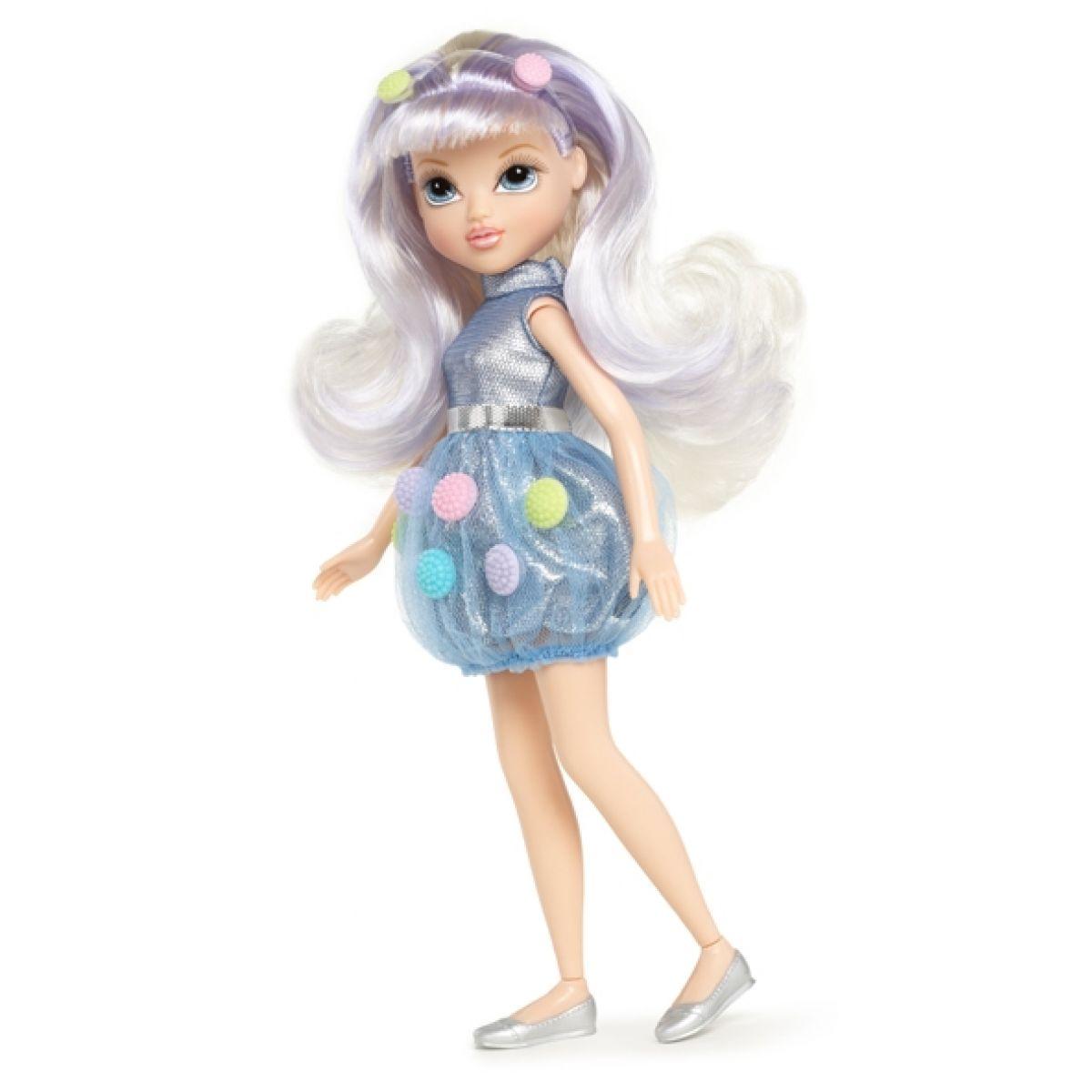 Moxie Girlz Panenka s nacvakávacími ozdobami - Avery