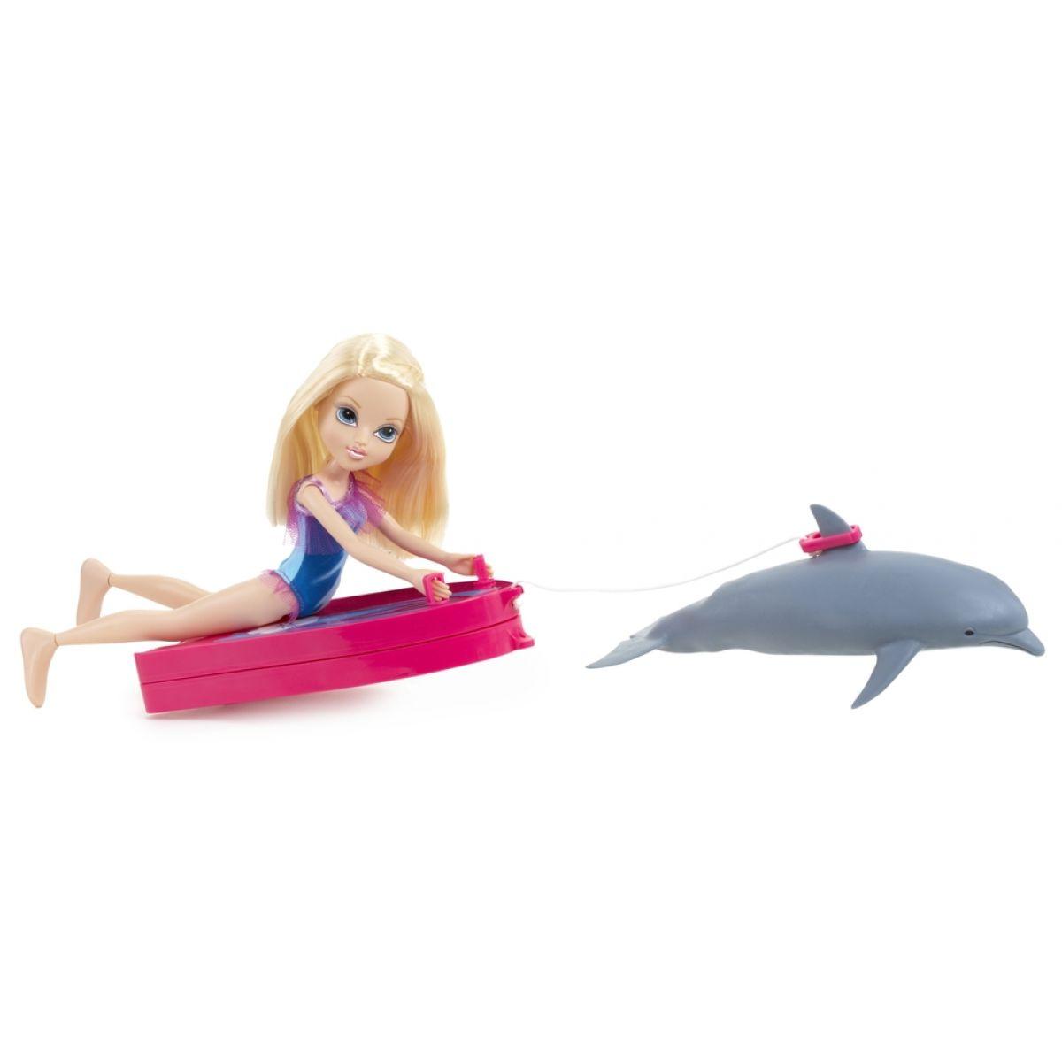 Moxie Girlz Panenka s plavacím delfínem - Avery #2