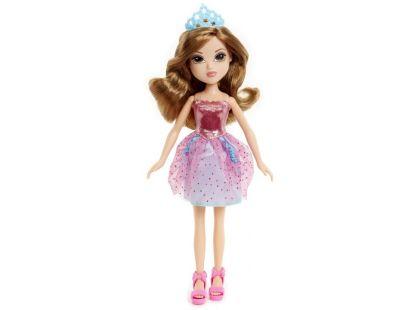 Moxie Girlz Princezna - Hnědovláska