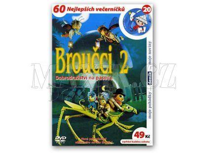 MÚ Brno Dvd Broučci 2