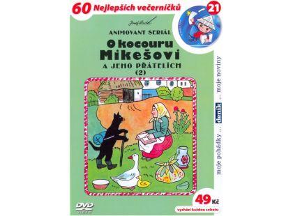 MÚ Brno Dvd O kocouru Mikešovi 2