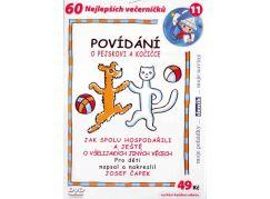 MÚ Brno Dvd Povídání o pejskovi a kočičce