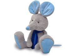 MÚ Brno Myška Alfi 65cm, šedo-modrá