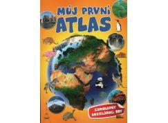 Můj první atlas (Ottovo nakl.0107478)