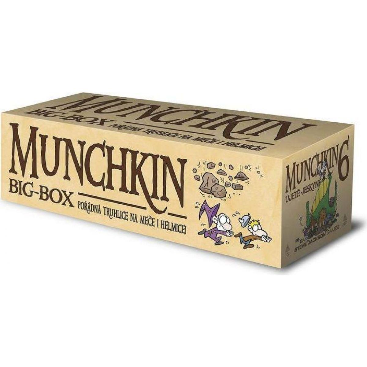 Munchkin Big box rozšíření 6