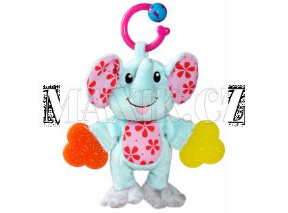 Munchkin Plyšový mazlíček s kousátky - Slon