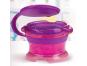 Munchkin Svačinkový hrneček Click Lock - Růžovo-fialová 2