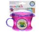 Munchkin Svačinkový hrneček Click Lock - Růžovo-fialová 3