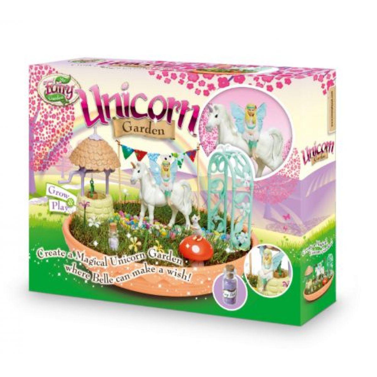 My Fairy Garden Jednorožcova zahrádka #6