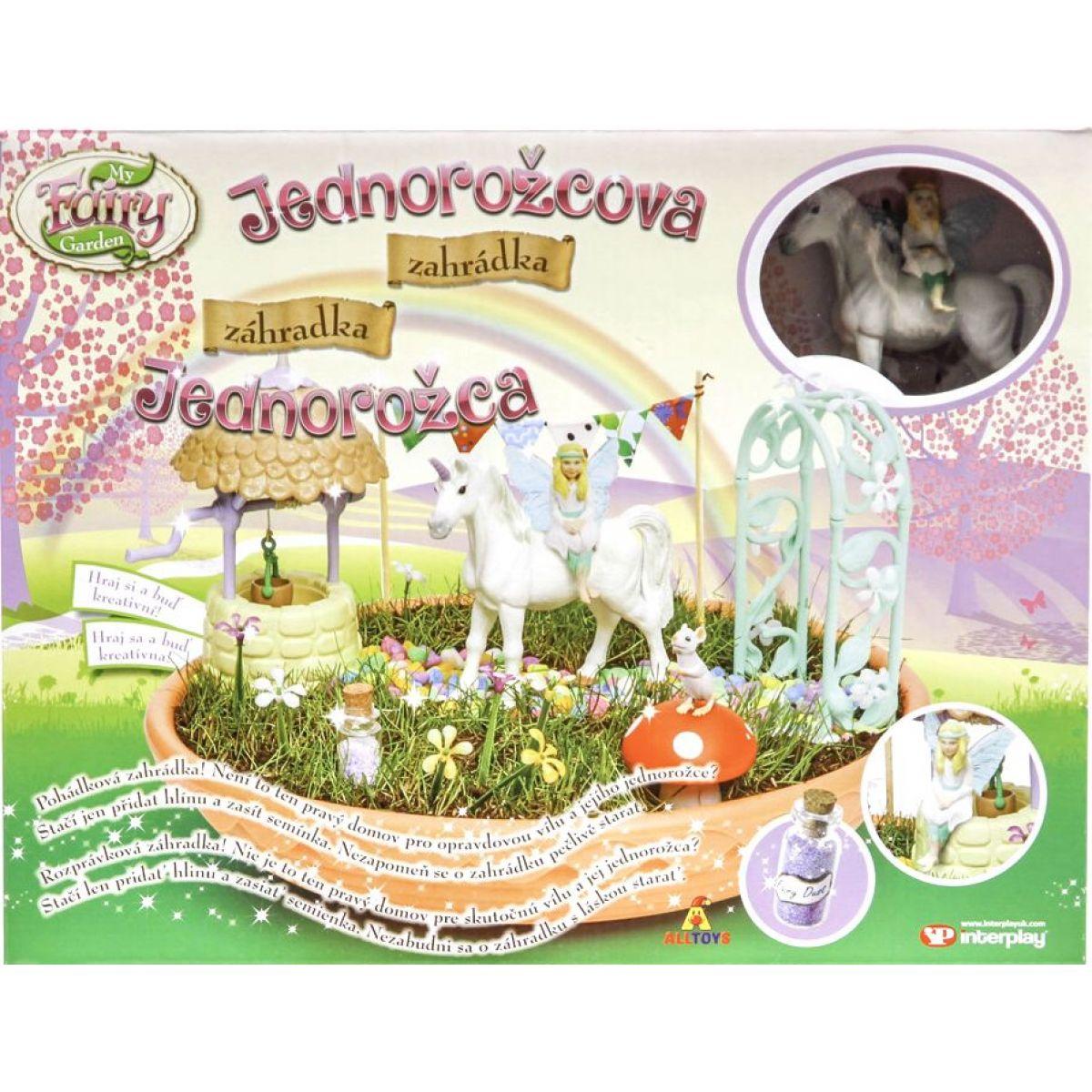 My Fairy Garden Jednorožcova zahrádka #2