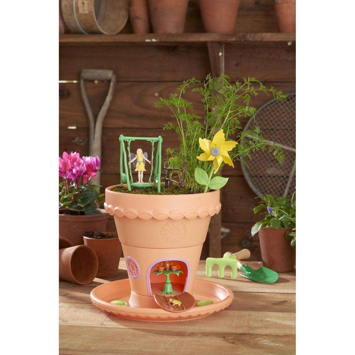My Fairy Garden Kouzelná zahrádka květinový domeček #2