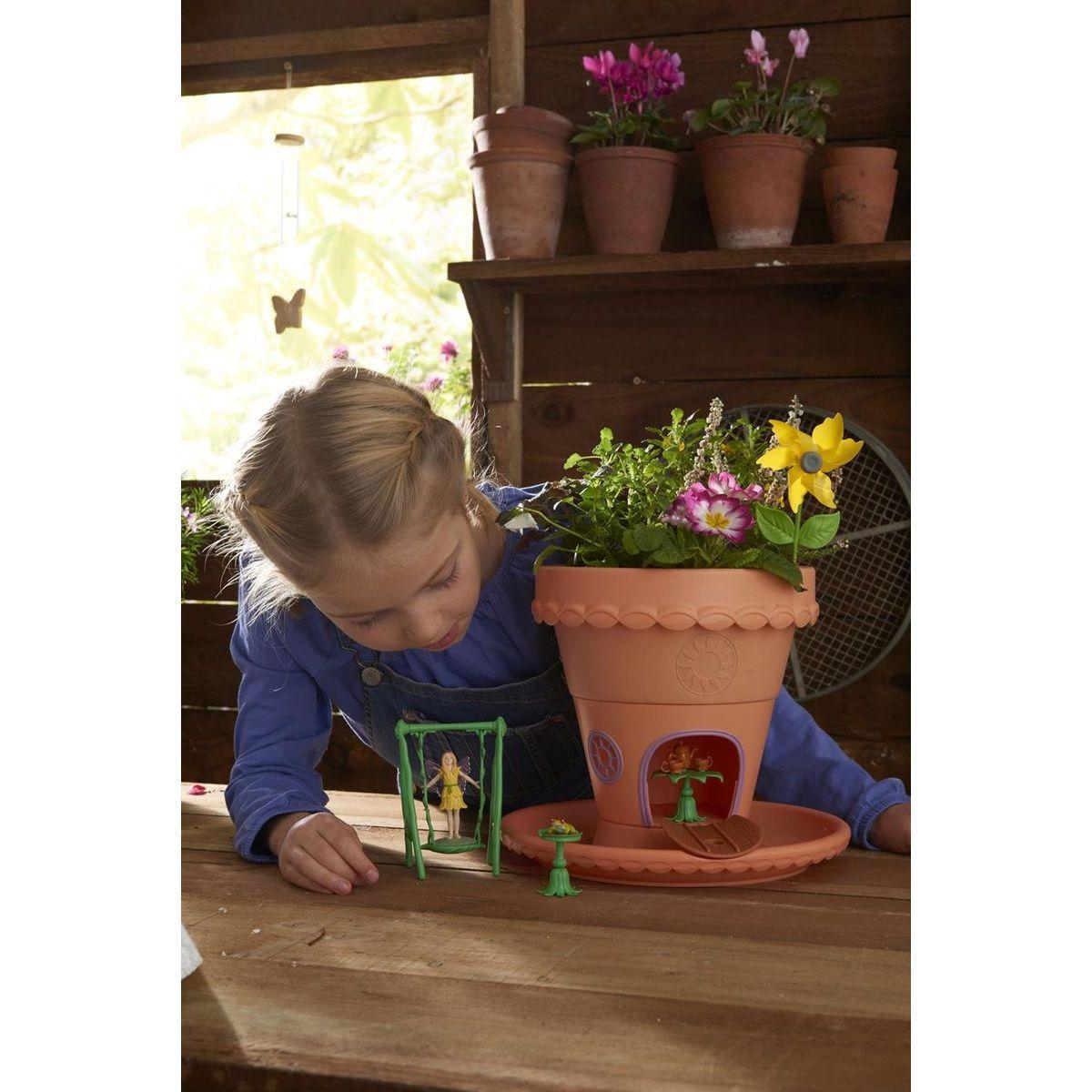 My Fairy Garden Kouzelná zahrádka květinový domeček #3