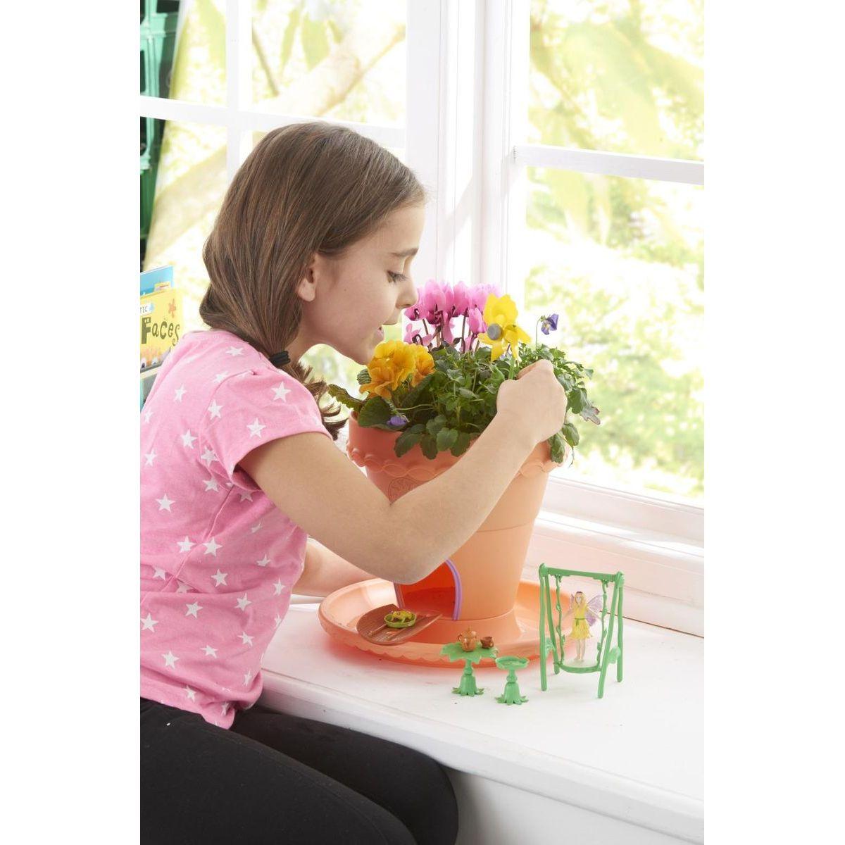 My Fairy Garden Kouzelná zahrádka květinový domeček #4