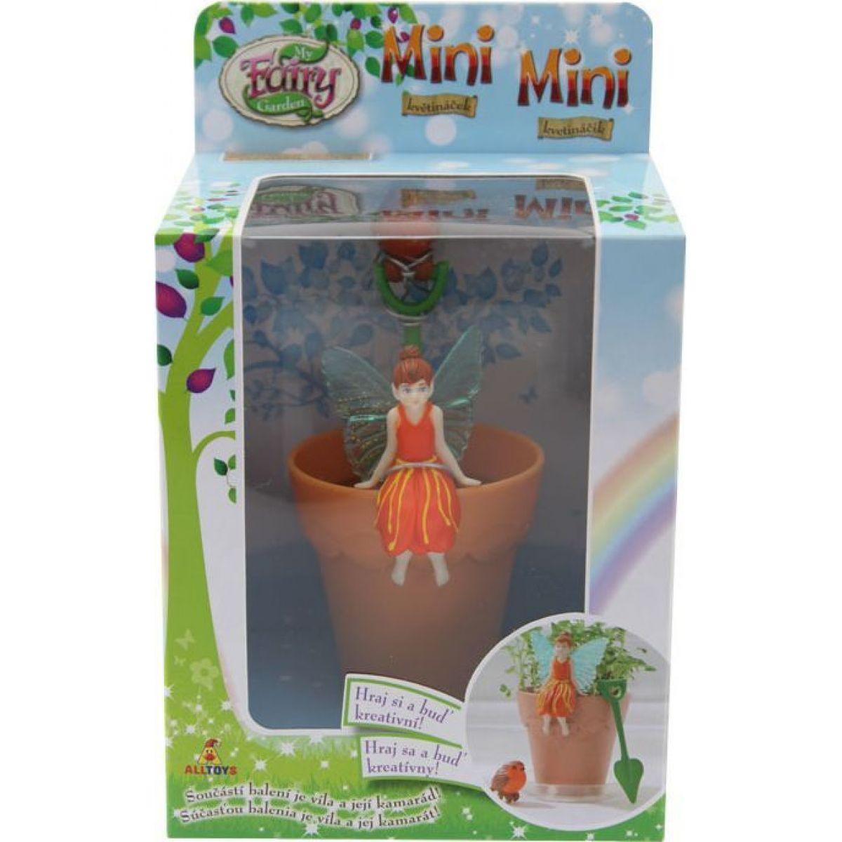 My Fairy Garden Kouzelná zahrádka mini květináček Hope #5