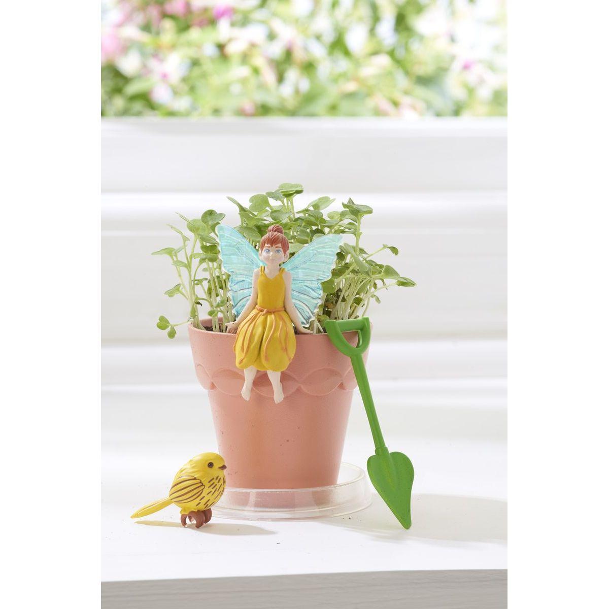 My Fairy Garden Kouzelná zahrádka mini květináček Joy #2