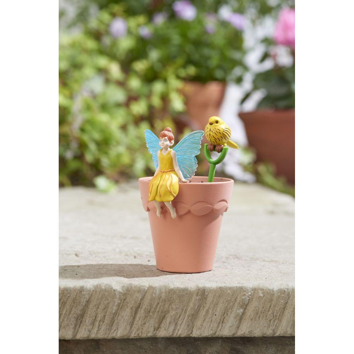 My Fairy Garden Kouzelná zahrádka mini květináček Joy #3