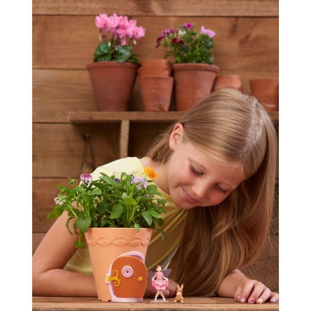 My Fairy Garden Kouzelná zahrádka pohádkový květináč #3