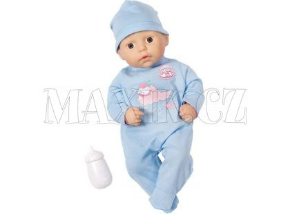 My first Baby Annabell Bratříček