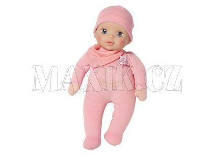 My first Baby Annabell Novorozeně 30cm - Růžová