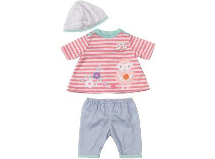 My First Baby Annabell Oblečení pro volný čas - Pruhované tričko