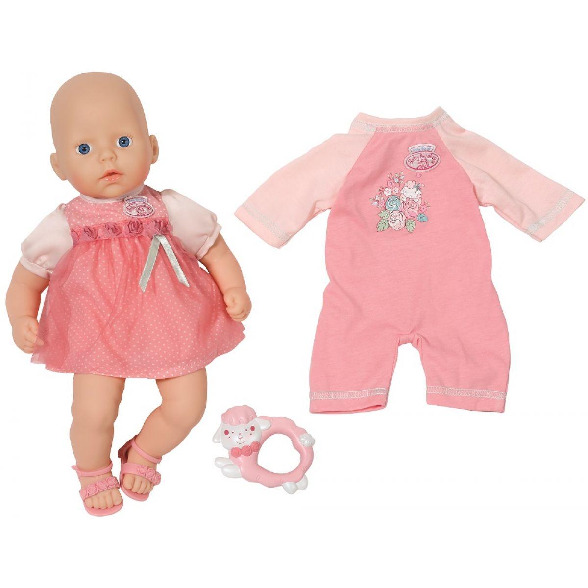 My First Baby Annabell Panenka Rose Set