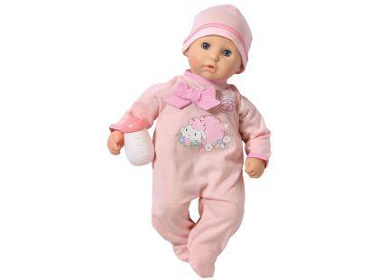My first Baby Annabell Panenka se zavíracíma očima