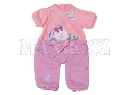 My Little Baby Born Dupačky 820216 - Růžovo-Fialová