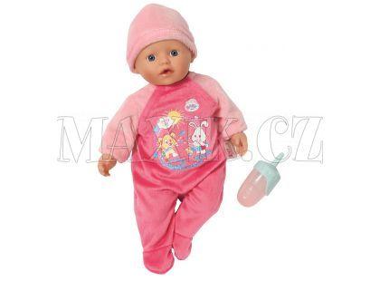 My little Baby Born Koupací panenka s lahvičkou